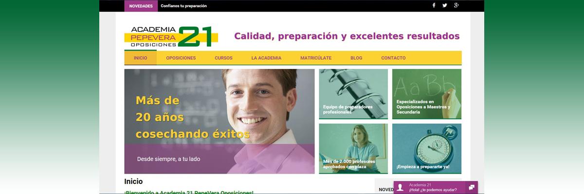Academia_21_Pepe_Vera_Oposiciones