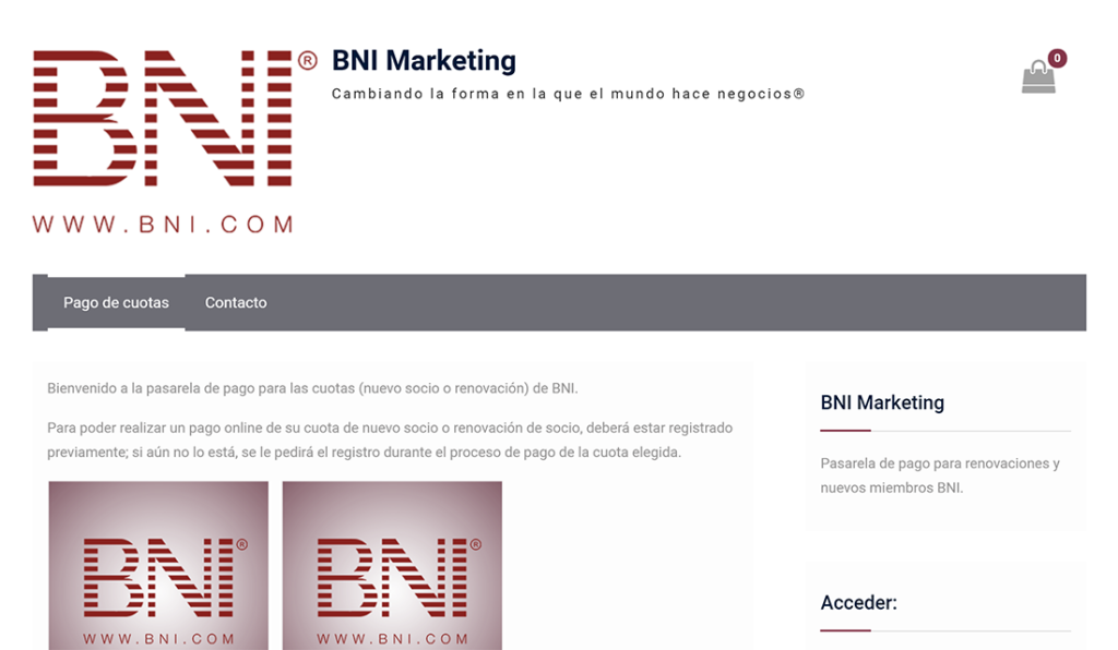 BNI Marketing